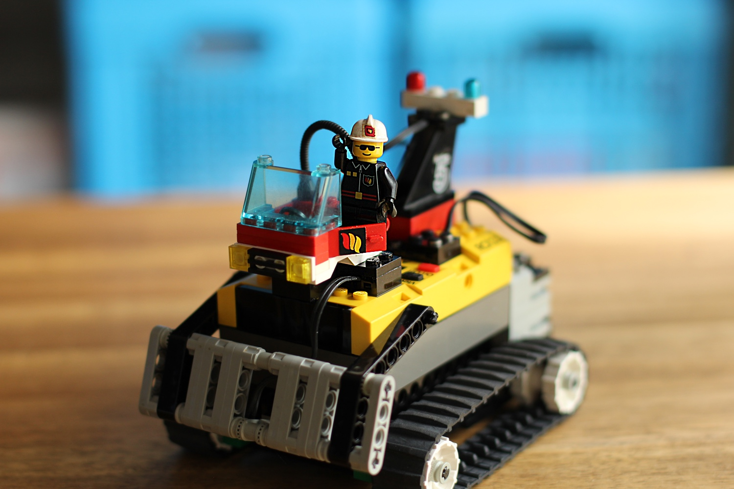 Lego MindStorms RCX 2.0 - Fire truck